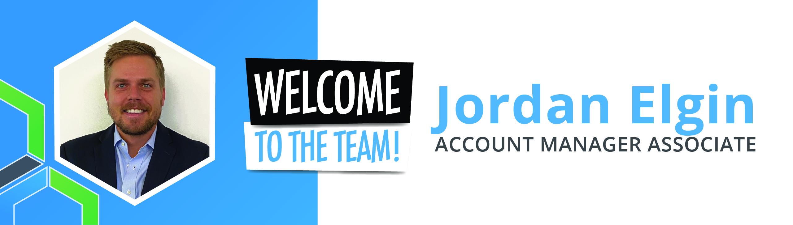 Welcome Jordan
