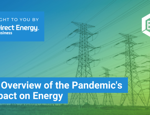 An Overview of the Pandemic's Impact on Energy