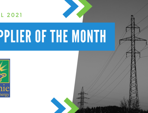 BOX April Energy Supplier of the Month – Genie Retail Energy
