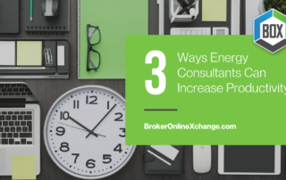 3 Ways Energy Consultants Can Increase Productivity BOX