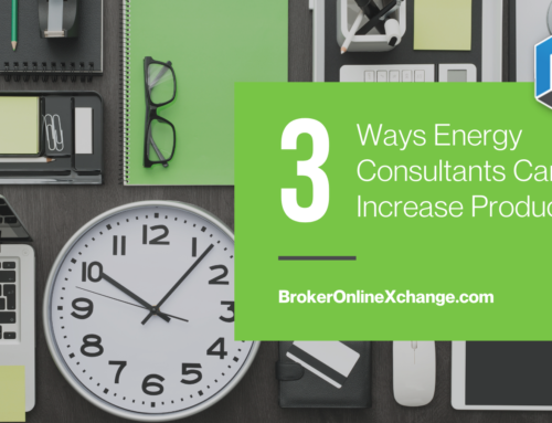 3 Ways Energy Consultants Can Increase Productivity