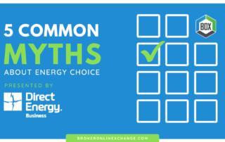 BOX Myths About Energy Choice