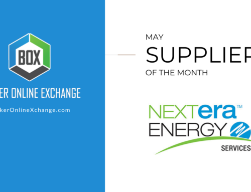 BOX May Energy Supplier of the Month – NextEra Energy Services