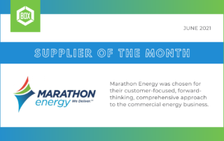June Supplier of the Month