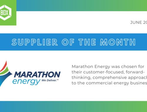 BOX June Energy Supplier of the Month – Marathon Energy
