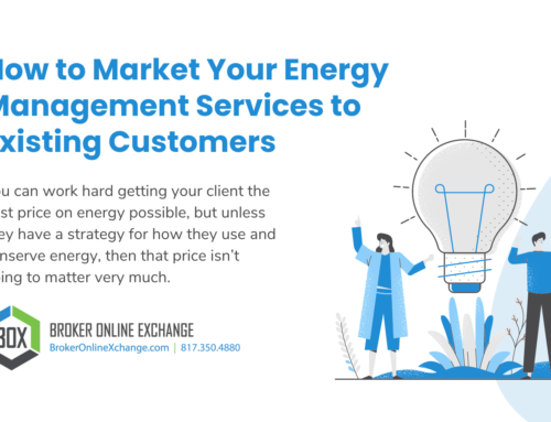 How To Market Your Energy Management Services To Existing Clients