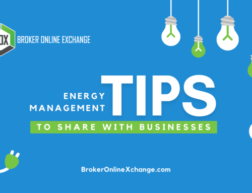 Energy Management Tips You Can Share with Businesses