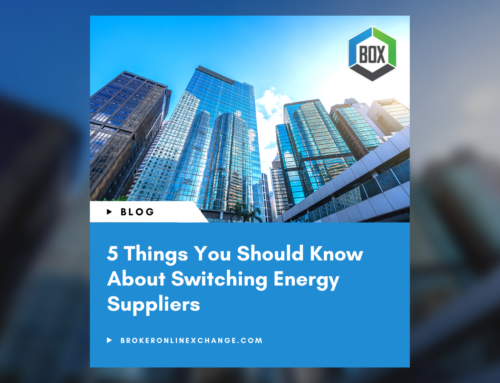 5 Things You Should Know About Switching Energy Suppliers