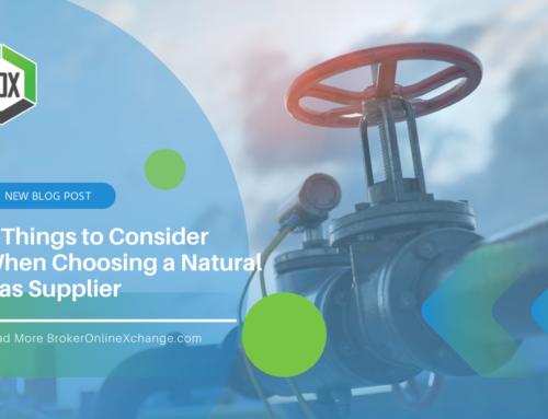 3 Things to Consider When Choosing a Natural Gas Supplier